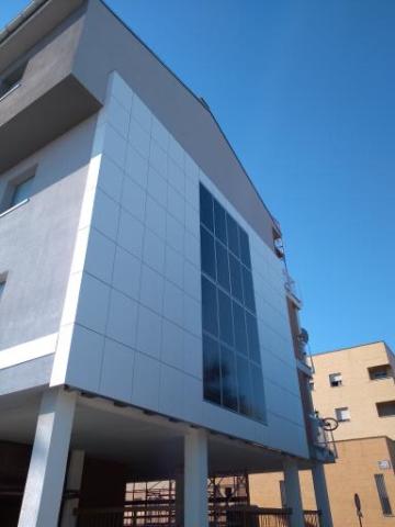 BuildHEAT façade system